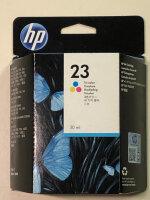 HP 23 Tri-color